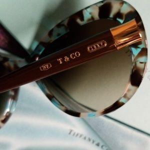 Tiffany & Co. Accessories - Tiffany sunglasses